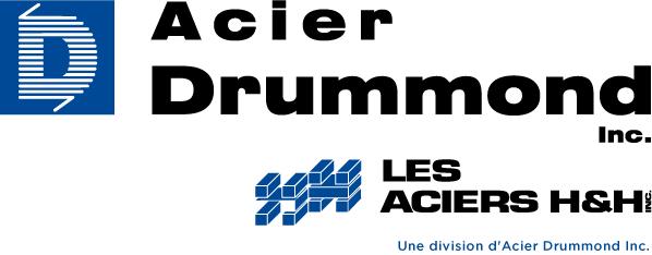 Acier Drummond & Aciers H&H |Logo